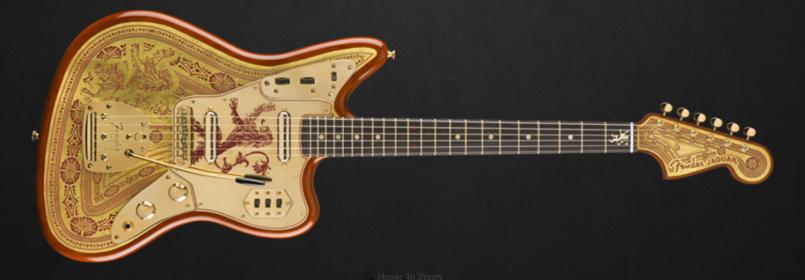 Fender House Lannister Jaguar