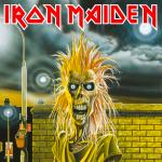 Iron Maiden debut album