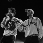 JAY-Z Pharrell Williams something in the water fest guest performance appearance