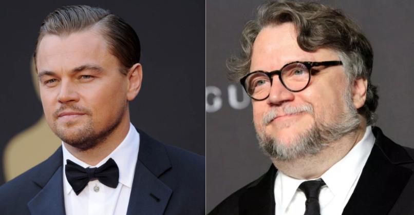 Leo DiCaprio and Guillermo del Toro