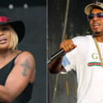 Mary J Blige and Nas
