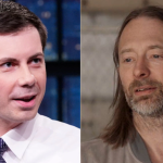 Mayor Pete and Thom Yorke
