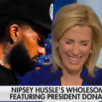 Nipsey Hussle and Fox News' Laura Ingraham Laughing segment Game Snoop Dogg TI fire