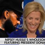 Nipsey Hussle and Fox News' Laura Ingraham Laughing segment Game Snoop Dogg TI fire