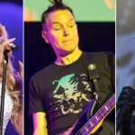 Mariah Carey, Blink-182 (Philip Cosores), Slipknot (David Brendan Hall)