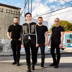 The Cranberries, Final Press Shot, Dolores O'Riordan