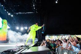 Tierra Whack at Coachella 2019, photo by Debi Del Grande