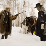 The Hateful Eight, Samuel L. Jackson, Kurt Russell