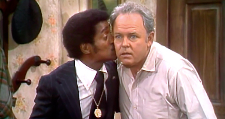 The Jeffersons and All in the Family