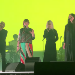 The National Phoebe Bridgers Where Is Her Head new song live debut