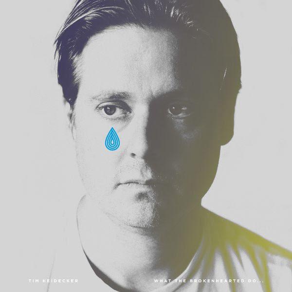 Tim Heidecker What the Brokenhearted Do...Artwork album cover art