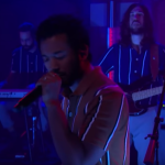 Toro y Moi Freelance performance late night with seth meyers