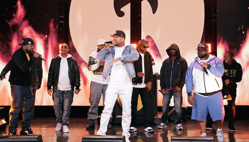 Wu-Tang Clan The Tonight Show starring Jimmy Fallon Triumph Andrew Lipovsky NBC