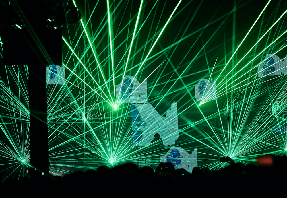 Aphex Twin NYC Brooklyn concert review April 11 2019