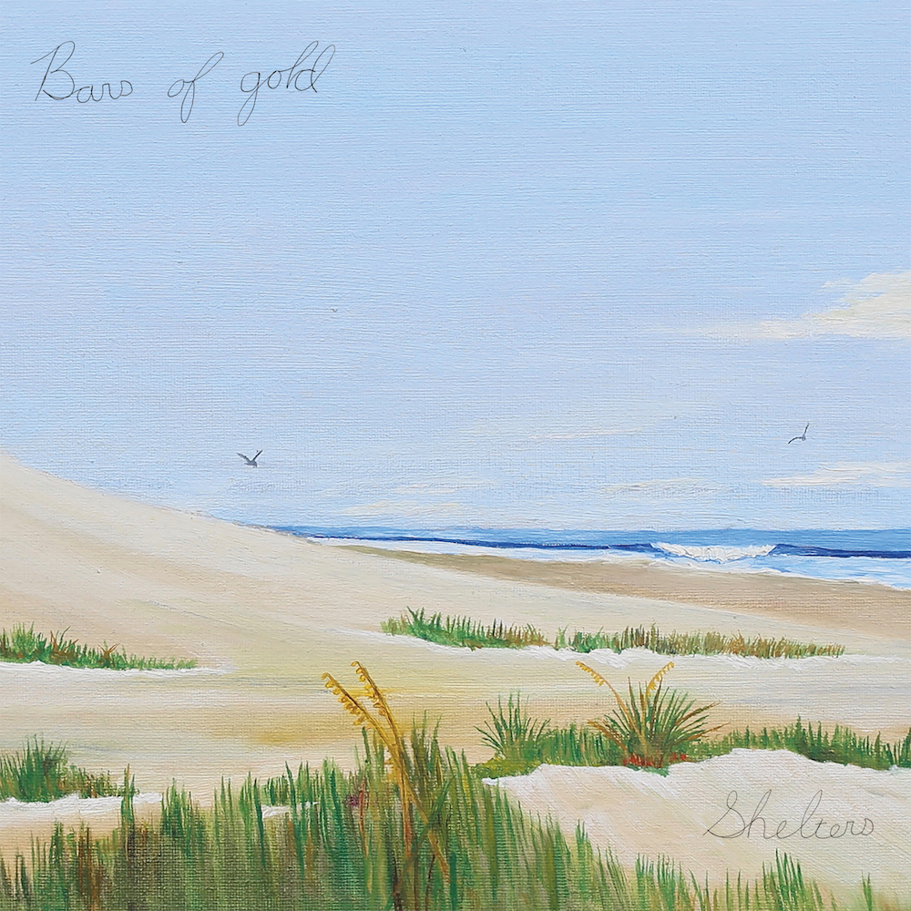 bars of gold shelters album cover artwork track by track