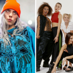 Billie Eilish didn't think the Spice Girls were real band fake characters Spice World