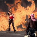 "Blood Orange ""Hope"" music video self-directed Tyler the Creator ASAP Rocky"