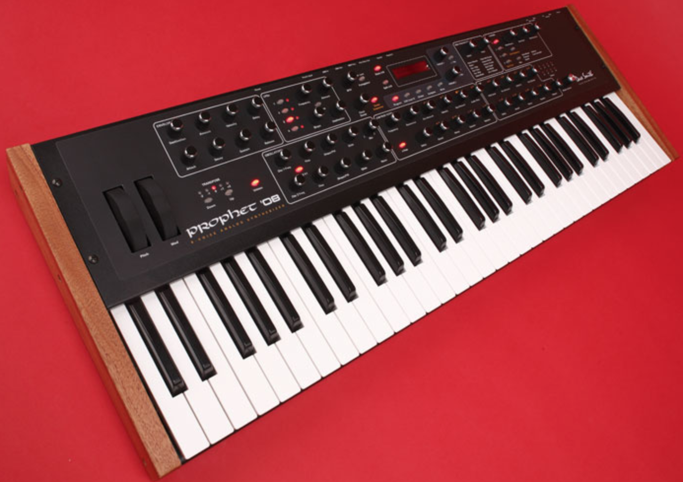 carriers patience origins Now Is The Time For Loving Me, Yourself & Everyone Else prophet 8 synth