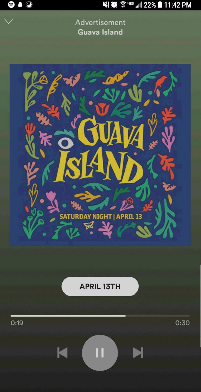 childish gambino guava island release spotify coachella
