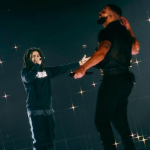 "Drake J Cole reunite London ""Middle Child"" tease new collaboration"