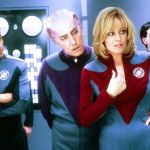 Galaxy Quest, Sigourney Weaver, Alan Rickman, Tim Allen, Vinyl, Sci-Fi