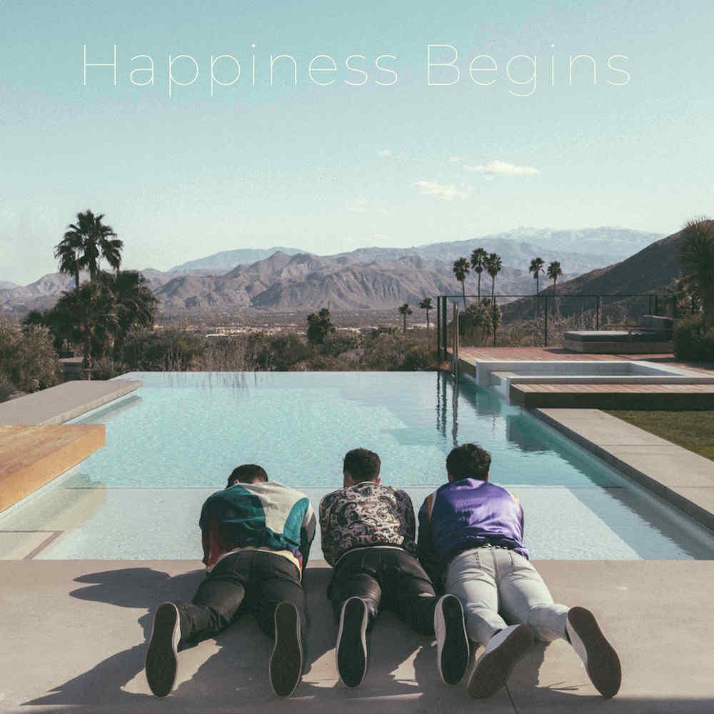 jonas brothers happiness begins new album artwork cover