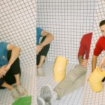 """Holy Ghost! Work third album new """"Escape from Los Angeles"""" single release"""