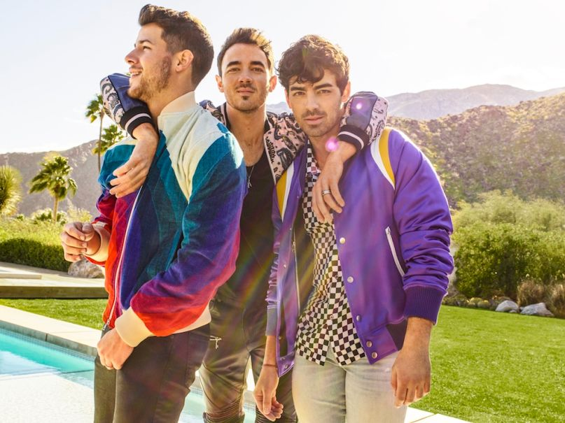 The Jonas Brothers Happiness Begins new album release date June 7th