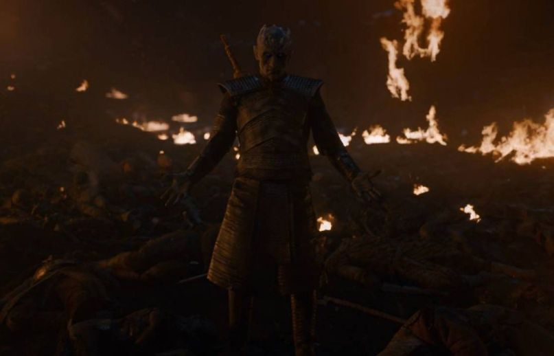 game of thrones hbo the long night battle of winterfell