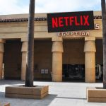 Netflix, Egyptian Theatre, Hollywood