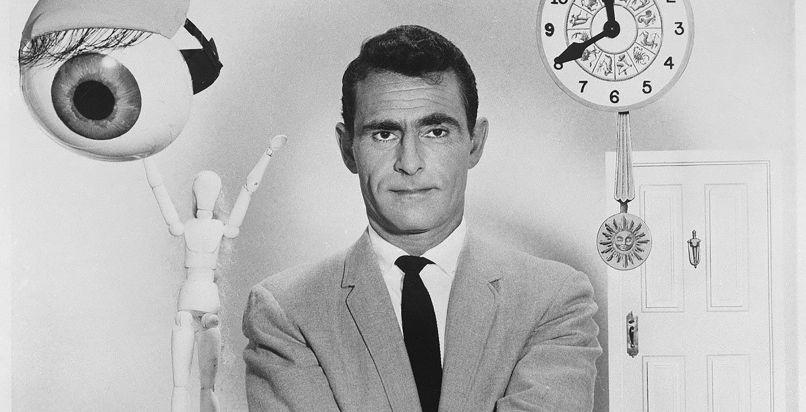 Rod Serling, Sci-Fi, The Twilight Zone, '50s
