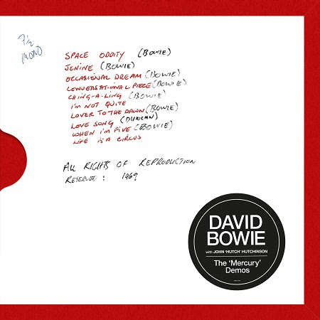 the mercury demos David Bowies The Mercury Demos collects unreleased recordings that helped secure record deal