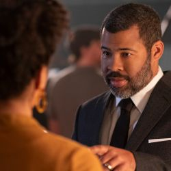 "Jordan Peele in The Twilight Zone's ""Blurryman"""
