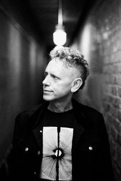 Martin Gore and Daniel Miller at Moogfest 2019