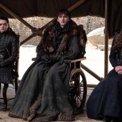 Game of Thrones, Bran Stark, Sansa Stark, Arya Stark, HBO