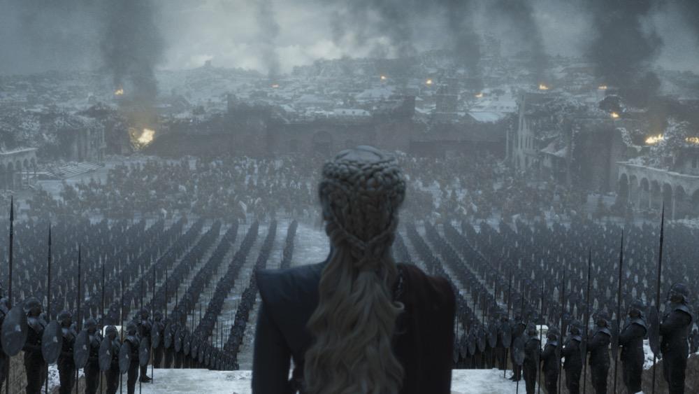 Game of Thrones, HBO, Emilia Clarke