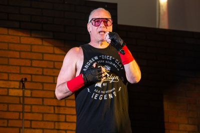 Andrew Dice Clay at Sonic Temple Festival