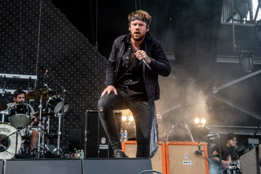Beartooth at 2019 Sonic Temple Festival