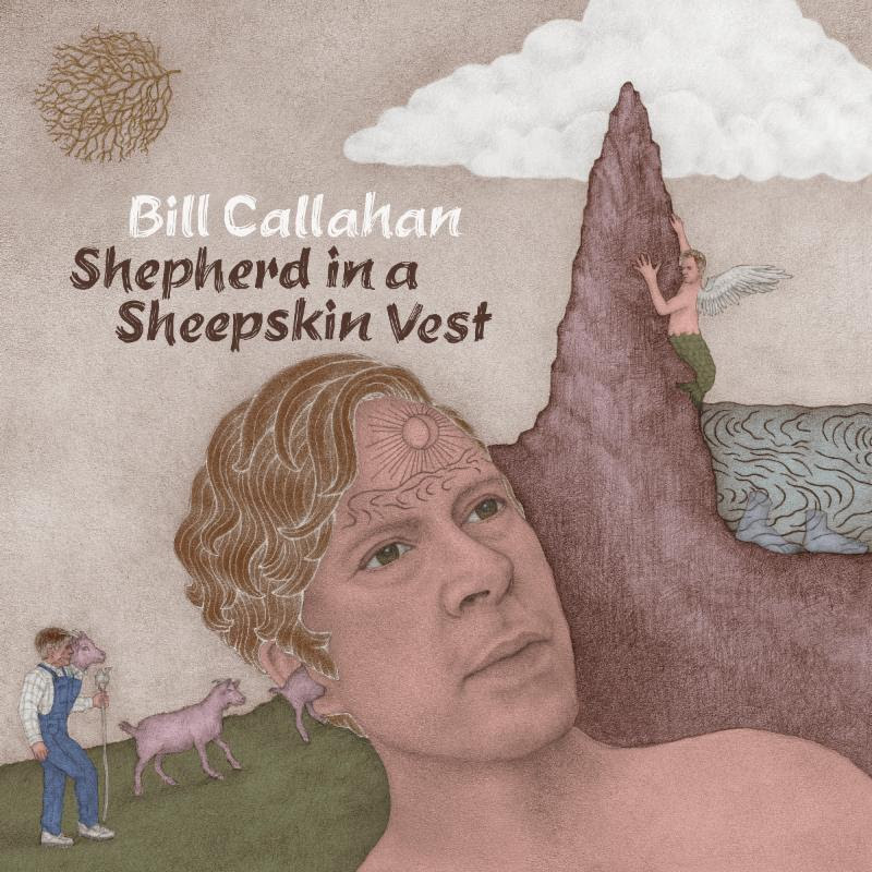 Bill Callahan Shepherd in a Sheepskin Vest artwork