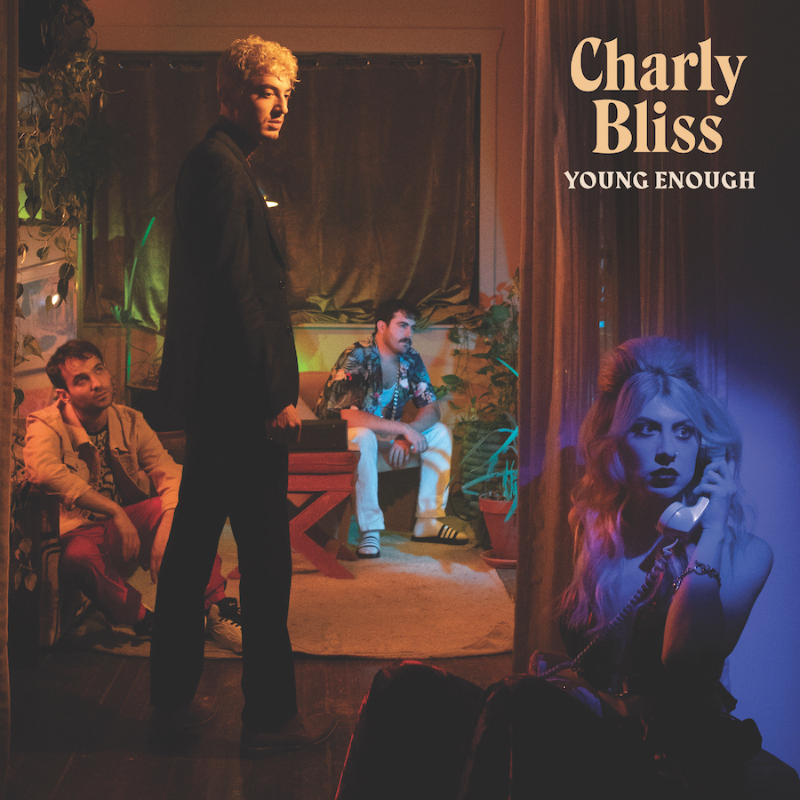 Charly Bliss Young Enough Track by Track Album Cover Artwork
