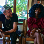 Damon Albarn and Moonchild Sanelly
