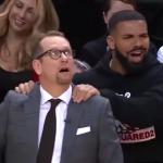 Drake Raptors Bucks NBA Finals Warning