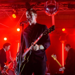 Interpol, photo by Ben Kaye stream a fine mess EP