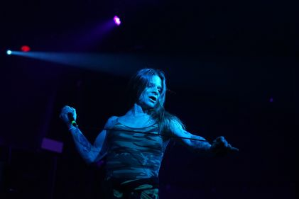 Life of Agony at NYC's Playstation Theater