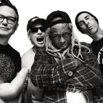 Lil Wayne Blink-182 2019 co-headlining north american tour
