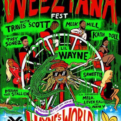 Lil WeezyAna Fest 2019