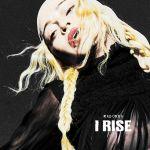 "Madonna's artwork for ""I Rise"""