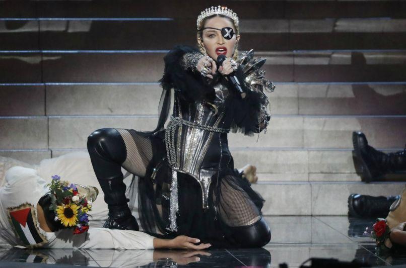 Madonna at Eurovision
