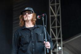 Mark Lanegan at Sonic Temple Festival