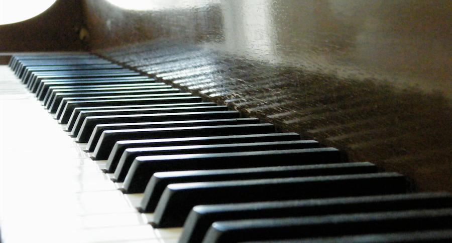 Rhye Origins Needed baby grand piano